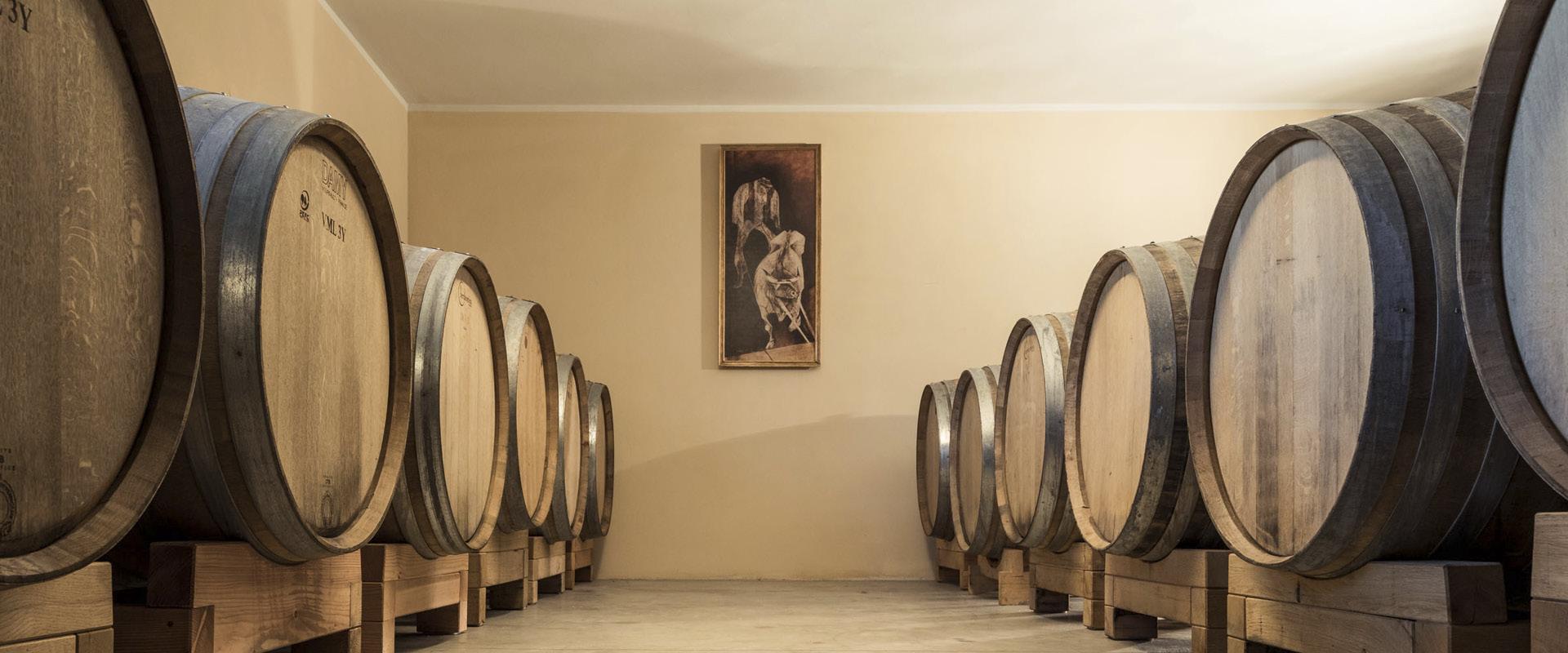 Weisswein Holzfaesser Weingut Dona
